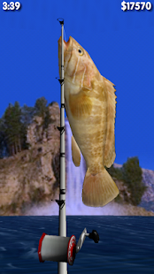 Big Sport Fishing 3D Lite - screenshot thumbnail