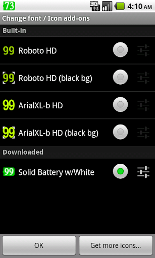 玩程式庫與試用程式App|BN Pro Solid Battery-White免費|APP試玩