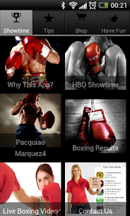 Boxing Day Schedule+How to Box - screenshot thumbnail