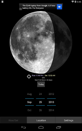 【免費書籍App】月球相計算器免費-APP點子