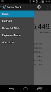 GPS Follow Track- screenshot thumbnail