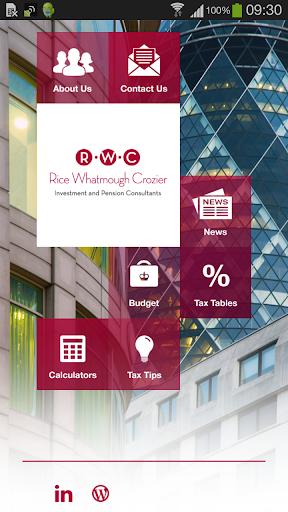 RWC Tax Tools
