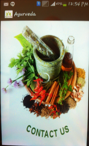 TREATMENTS BY AYURVEDA