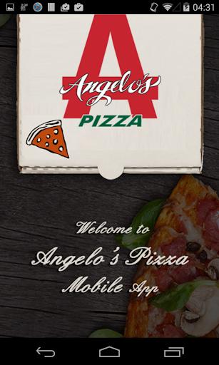 Angelo's Pizza App