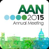 2015 AAN Annual Meeting