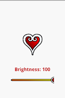 Screenshot of Elegant Torch