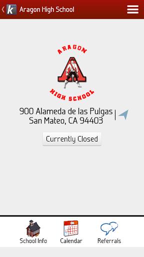 Aragon High School