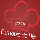 Cardápio do Dia - FZEA icon