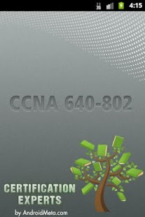 CCNA 640-802 - screenshot thumbnail
