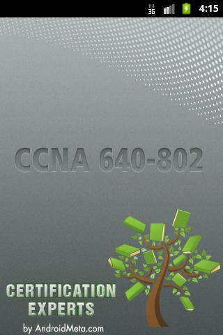 CCNA 640-802 - screenshot