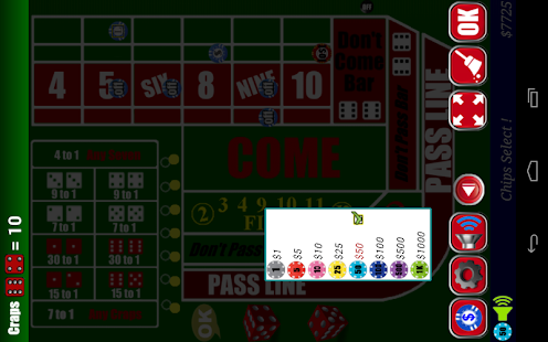 Craps- screenshot thumbnail