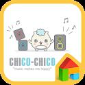 chico music dodol theme icon