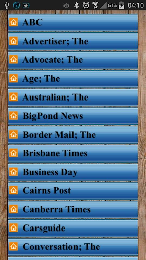 Australia Newspapers