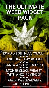 Weed Widget Pack - screenshot thumbnail