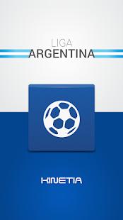 Liga Argentina de Fútbol - screenshot thumbnail