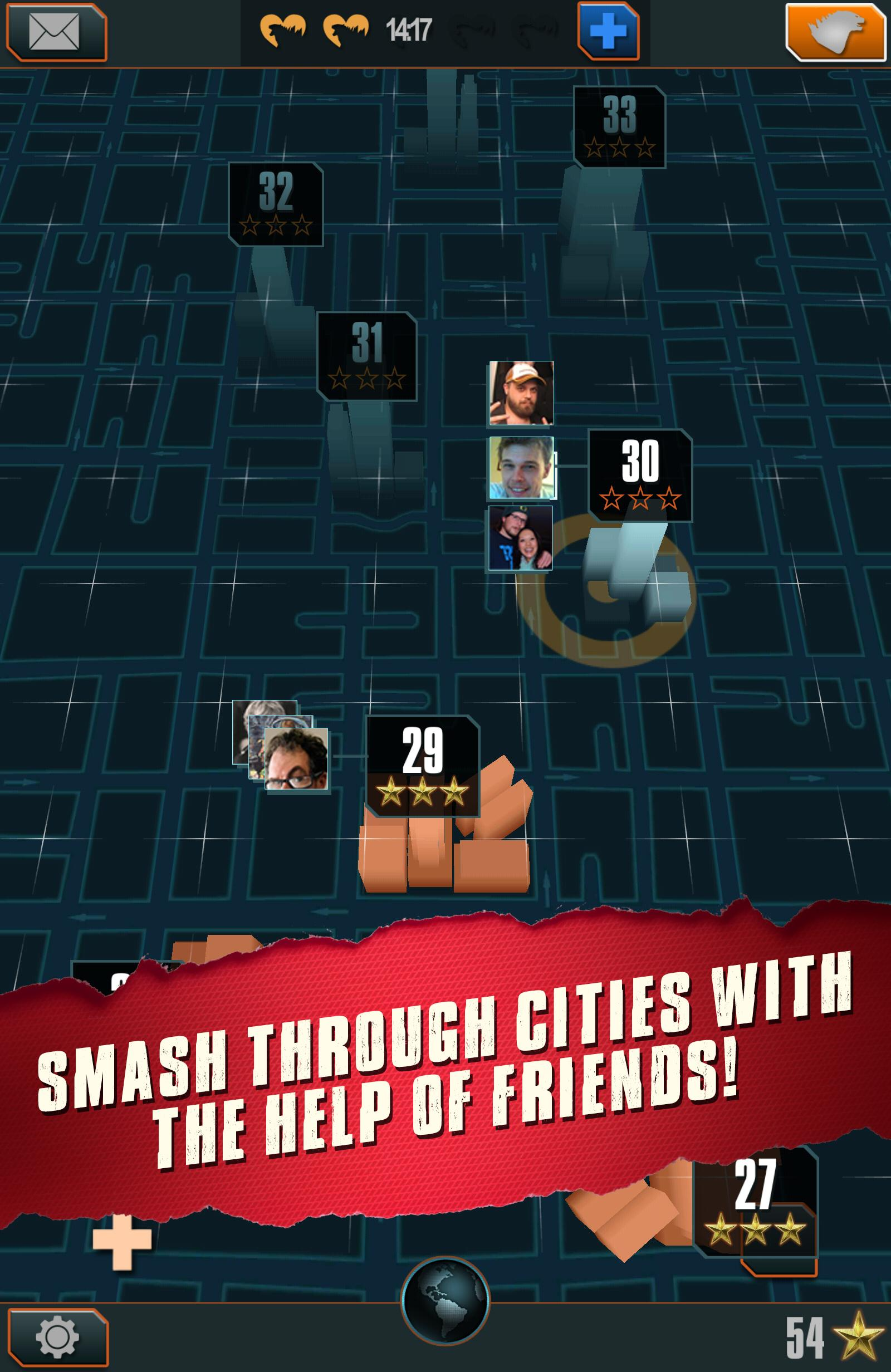 Godzilla - Smash3 screenshot #13