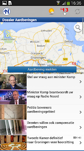 RTV Noord - screenshot thumbnail