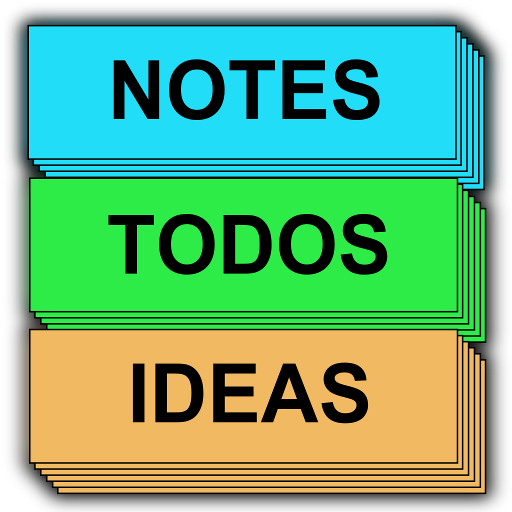Note Stacks: Notepad Notebook LOGO-APP點子