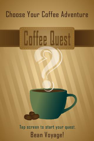 Coffee Quest - screenshot