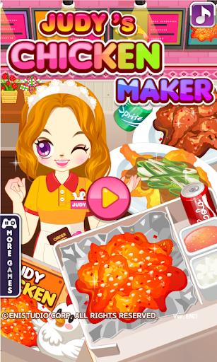 Judy's Chicken Maker - Cook