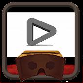Cardboard Video Player