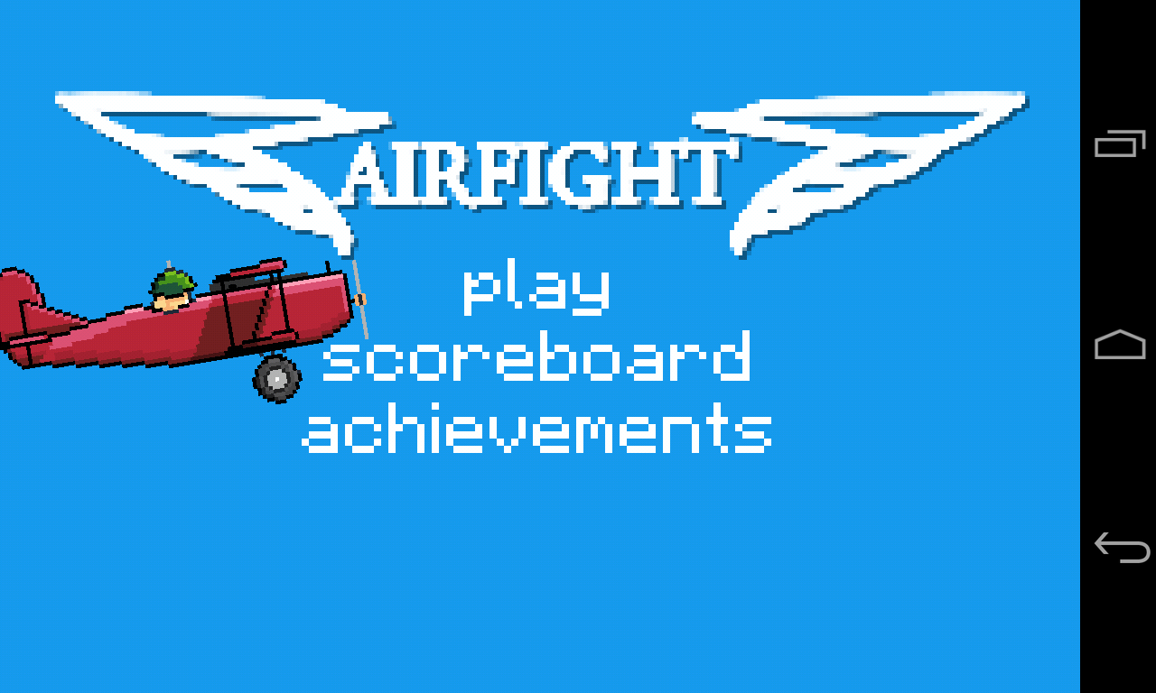 AirFight - screenshot