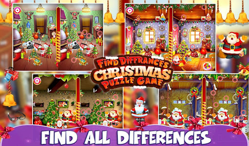 Find Differences Christmas v2.1.3
