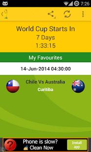 World Cup Soccer 2014 Brazil - screenshot thumbnail