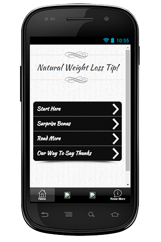 Natural Weight Lose TIps