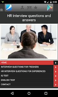 Download H.R Interview APK for Android