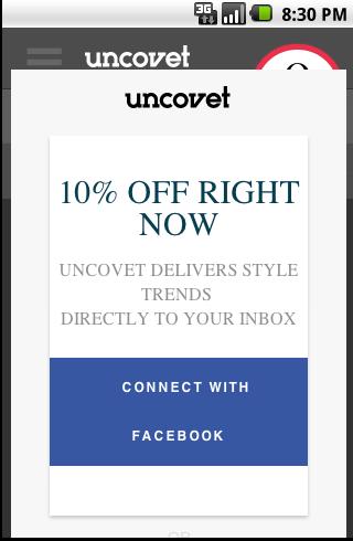 玩免費購物APP|下載Uncovet app不用錢|硬是要APP