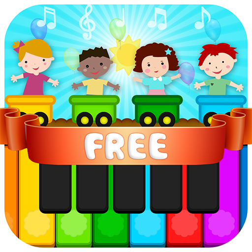儿童钢琴——有动物声音的婴儿音乐钢琴 娛樂 App LOGO-硬是要APP