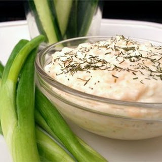 Dill and Cheese Dip.