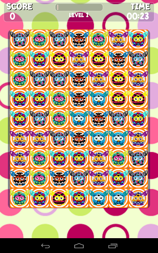 Furby Boom 3 Match