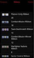 Screenshot of Medal Of Honor Warfighter Stat