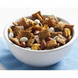 Cinnamon-Apple Chex® Mix.