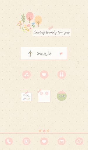 only you spring dodol theme