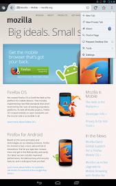 Firefox Beta — Web Browser Screenshot 20