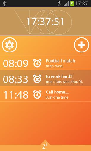 Alarm Clock ViSo