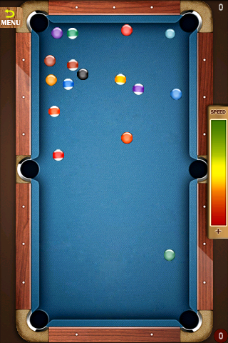 9 Ball Snooker