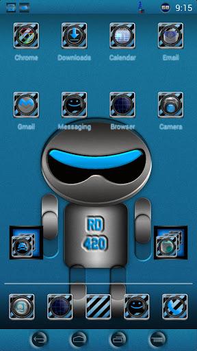 HD BLUE420 APEX NOVA ADW EX