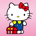 Hello Kitty Travel Assistant logo