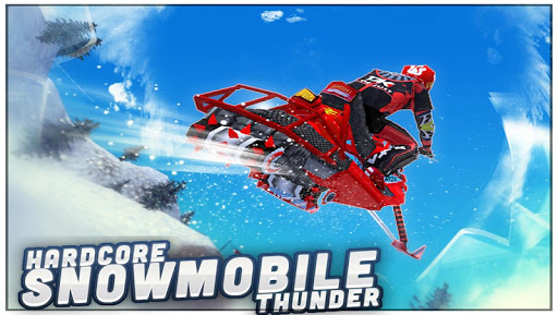 Hardcore SnowMobile Thunder