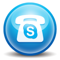 Direct dial with Skypo icon