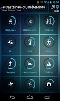 Screenshot of Beautiful Widgets Free