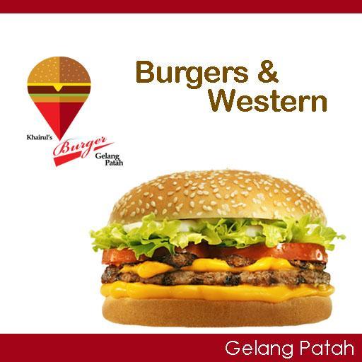 Khairul's Burger Johor