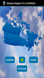 Meteo Radar Pro Canada - screenshot thumbnail