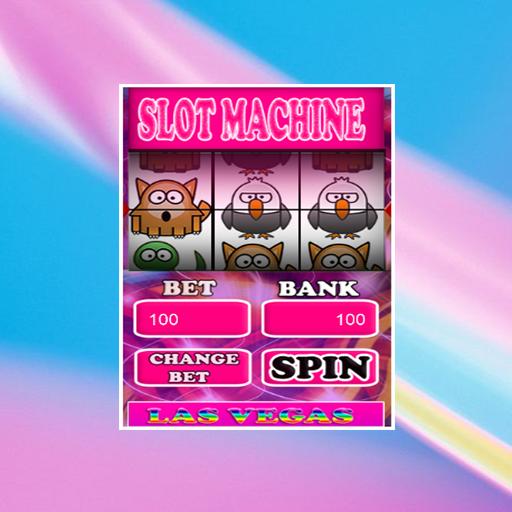 Slot Machine Las Vegas Cartoon