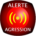 Alerte agression icon