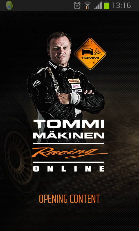 Tommi Mäkinen Racing Online - screenshot